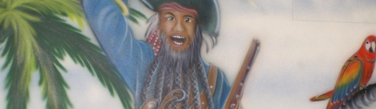 Pirate Bowling
